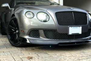 Bentley: Continental GT Speed