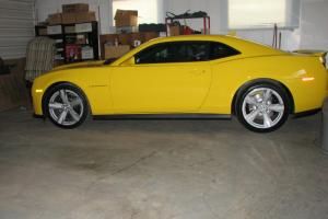 Chevrolet: Camaro ZL1 Coupe 2-Door