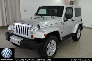 Jeep: Wrangler Sahara