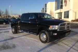 Dodge: Ram 3500 Limited Laramie Longhorn