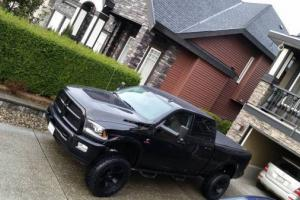 Ram: 3500 Laramie Black Edition