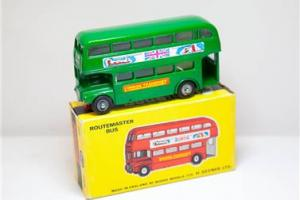 Budgie 236 Routemaster Bus Boxed - Mint Vintage Original Diecast Old Retro Photo