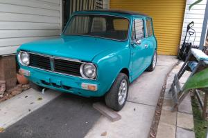 "1978 Leyland Mini 8 4"" Disc Brakes Adjustable Height Susp NEW Everything in NSW"