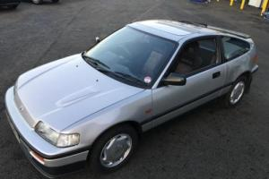 1989 HONDA CIVIC CRX 16V for Sale