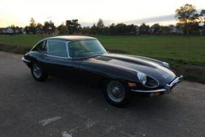 1969 Jaguar E-Type 4.2L Series II 2+2