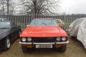Jensen Interceptor III series 4