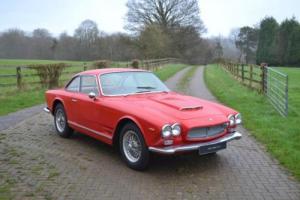 1962 Maserati Sebring SI RHD