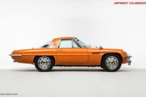 Mazda Cosmo 110 S // Orange // 1968