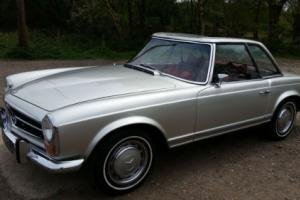1971 Mercedes-Benz 280sl W113 Pagoda Auto LHD