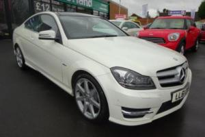 2011 61 MERCEDES-BENZ C CLASS 2.1 C250 CDI BLUEEFFICIENCY AMG SPORT ED125 2D AUT