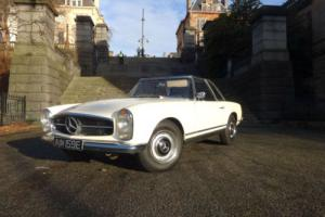 1967 Mercedes-Benz 250SL Pagoda California Manual LHD