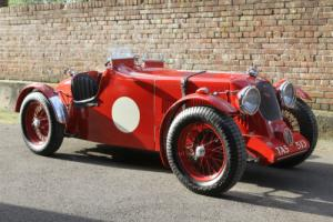 1933 MG MAGNA L1 to K3 SPECIFICATION