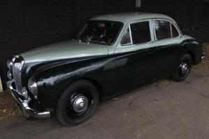 1958 MG Magnette ZB Varitone (1 Family Owner)