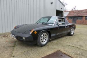 Porsche 914 Targa Black 2.0