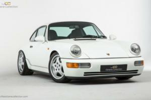 Porsche 911 964 3.6 Carrera RS // Original panels // Grand Prix White // 1992