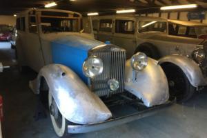 1935 Rolls Royce Phantom II Sedanca De Ville