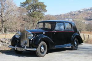 1947 Rolls-Royce Silver Wraith WVA48