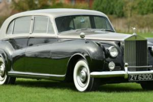 1962 Rolls-Royce Silver Cloud II SCT100 Photo