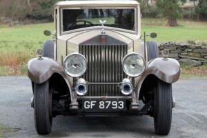 1930 Rolls-Royce Phantom II Harrison Saloon 167XJ