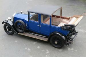 1928 Rolls-Royce 20hp Park Ward Landaulette GBM30 Photo