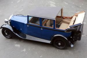 1934 Rolls-Royce 20/25 Hooper Landaulette GRC77 Photo