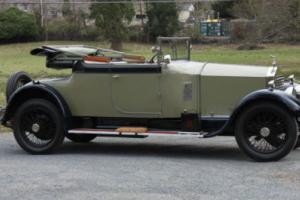 1924 Rolls-Royce 20hp Barker Dr's Coupe GMK76
