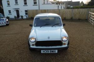 1991 Classic Rover Mini Mayfair Automatic in Diamond White