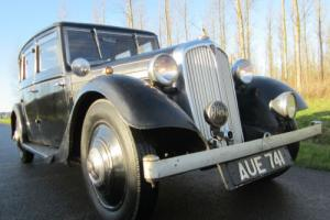 1936 ROVER 12/14 P1 SALOON *** VERY VERY RARE FIND NOW ~ LIKE HEN'S TEETH *** Photo