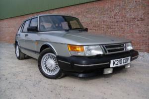 1992 Saab 900 2.0 16v SE FULL PRESSURE TURBO, RARE CAR Photo