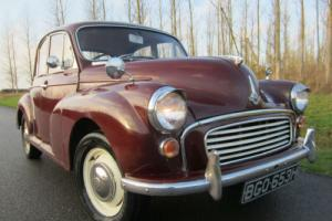 MORRIS MINOR 1000 4DR SALOON *** LOVELY USEABLE CLASSIC ***