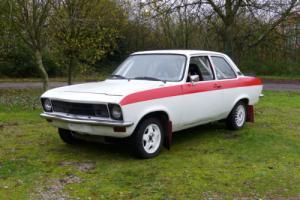 Opel Ascona rally car project
