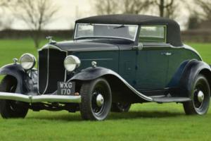 1932 Packard 900 Light Eight Shovel nose Coupe