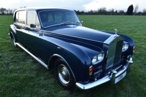 1984 Rolls Royce Phantom VI Limousine