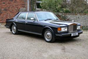 1989 Rolls Royce Silver Spirit II Photo
