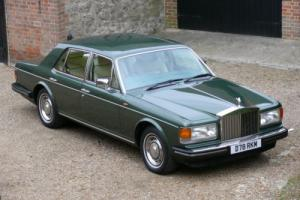 1987 Rolls Royce Silver Spirit