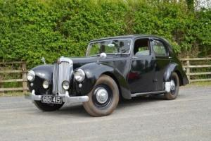 1951 LEAFRANCIS 14 hp SALOON