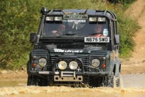 Land Rover: Defender Cloth