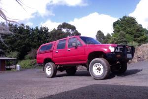 Toyota Hilux Dualcab Turbo Diesel in VIC