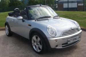 2007 07 MINI CONVERTIBLE 1.6 ONE 2D 89 BHP Photo