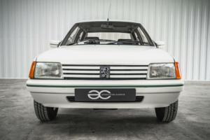 Extremely Rare Peugeot 205 Lacoste - Original Low Mileage Photo