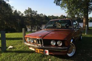 1978 BMW 320i E21 in NSW