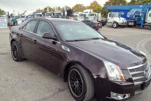 Cadillac: CTS 2009 CADILLAC CTS4
