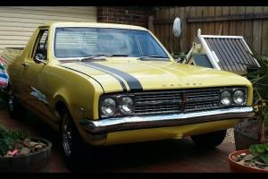 1969 HT Holden UTE 350 Chev in VIC