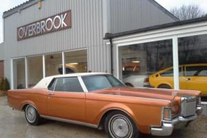 1971 Lincoln Continental coupe series 3 ** BARE METAL REPAINT LOOKS STUNNING**