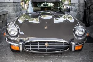 Jaguar: E-Type V12 Coupe