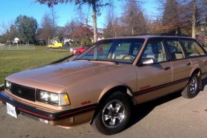 Chevrolet: Celebrity EuroSport Station Wagon