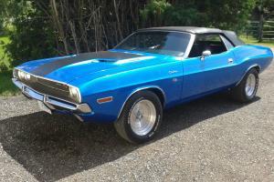 Dodge: Challenger R/T clone