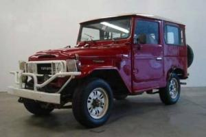 Toyota: Land Cruiser bj42