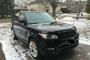 Land Rover: Range Rover Sport Autobiography