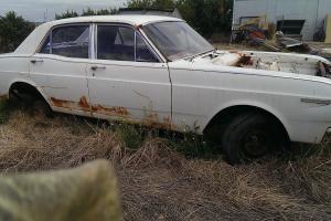 Ford XT Fairmont in SA
